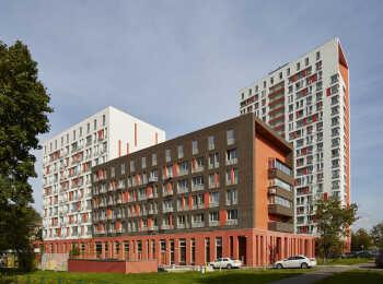 Квартиры в ЖК Дом на Нагатинской  в Нагатино-Садовниках в Москве от застройщика